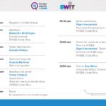 Agenda SWIT 6th edition July 4th